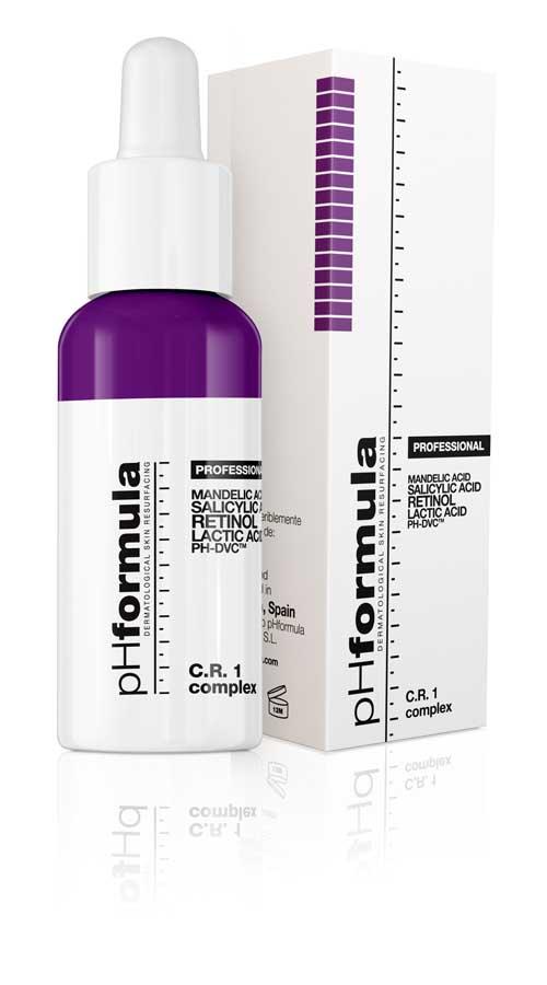 pH Formula: C.R