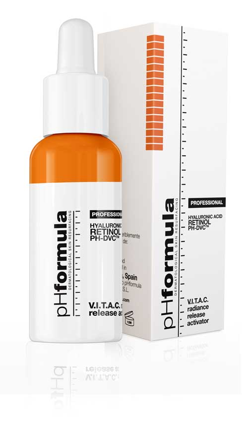 pH Formula: V.I.T.A.C